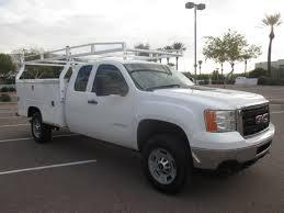100 Sierra Trucks For Sale USED 2013 GMC SIERRA 2500HD SERVICE UTILITY TRUCK FOR SALE IN AZ 2397