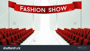 Fashion Runway Background Clipart
