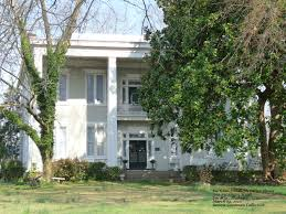The Burleson Hinds McEntire House Decatur Alabama Built prior