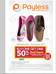 Payless ShoeSource | Buy 1 Get Second Items 50% OFF (now ... Payless Shoesource Shoes Boxes Digibless Jerry Subs Coupon Young Explorers Toys Coupons Decor Code Dji Quadcopter Phantom Payless 10 Off A 25 Purchase Coupon Exp 1122 Saving 50 Off Sale Ccinnati Ohio Great Wolf Lodge Maven Discount Tire Near Me Loveland Free Shipping Active Discounts Voucher Or Doubletree Suites 20 Entire Printable Coupons Online Tomasinos Codes Rapha Promo Reddit 2019 Birthday Auto Train Tickets Price Shoesource Home Facebook