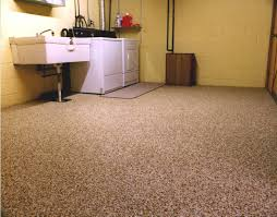 Sealing Asbestos Floor Tiles With Epoxy by Good Basement Concrete Floor Paint U2014 New Basement And Tile