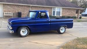 100 Chevy Truck Center Caps 15x8 Rally Wheels Converted To Baby Moons YouTube