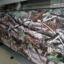 100 Realtree Truck Camo Vinyl Wrap Mossy Oak Tree Leaf Camouflage Car Wrap