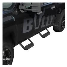 Amazon.com: Bully BBS-1103 Black Aluminium Side Steps (1 Pair ... Carr 102521 Hoop Ii Black Alinum Steps Ford F250 Side Carr Set Of 2 New F150 Truck Super Xp3 124031 Nerf Bars Accsories Bills Ace Truckbox And Accessory Polaris Rzr Custom Silverado Chase Best Running Boards For 2015 Ram 1500 Cheap Price Nfab Predator Pro Step Finally Got A Tacoma World Install Carr Side Steps Custom Fit Super Hoop 1997 Ford F150