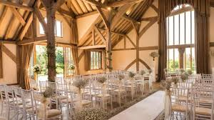 The Music Room Set Up For A Wedding Ceremony At Cain Manor Exclusive Use Country