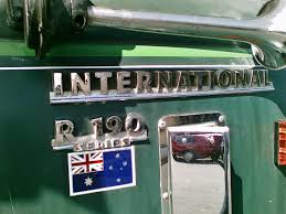 100 1938 International Truck File1960 Harvester R190 Truck 5424239576