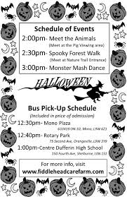 Grants Farm Halloween Events 2017 by Spook Essible Halloween Event U2013 Fiddlehead Care Farm