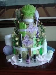 Spa Cake Centrepiece Indulgy