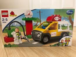 Brand New Lego Duplo 5658 Toy Story 3 Pizza Planet Truck - Rare/HTF ... Cars 3 Todd The Pizza Planet Truck Disney Pixar New Walgreens Truckin Tuesday Pizza Planet Truck From Disney Pixar Toy Story By Youtube Heres The Behind Real Life Its A Mattel Cars Todd Easter Egg With Delivery Shuttle Nycc 2018 Buzz Lightyear Pop Funko Rides Where Will Yo Go Cool Guy In Flagstaff Az Made Replica Of Truck