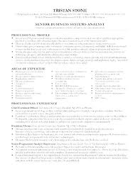 Retail Banking Resume Sample Management Business Analyst