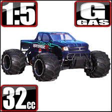 100 Gas Rc Monster Trucks Redcat Racing Rampage MT V3 15 Scale 4WD RC Truck Green