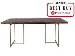 10 Best Dining Tables | The Independent Patio Fniture Macys Kitchen Ding Room Sets Youll Love In 2019 Wayfairca Garden Outdoor Buy Latest At Best Price Online Lazada Bolanburg Counter Height Table Ashley Adjustable Steel Welding 2018 Eye Care Desk Lamp Usb Rechargeable Student Learning Reading Light Plug In Dimming And Color Adjust Folding From Kirke Harvey Norman Ireland 0713 Kids Study Table With 2 Chairs Jce Hercules Series 650 Lb Capacity Premium Plastic Chair Vineyard Collections Polywood Official Store