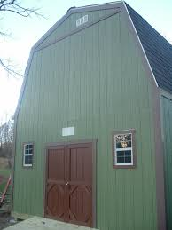 Pre Built Sheds Toledo Ohio by Summit 16ft X 24ft Heartland Industries