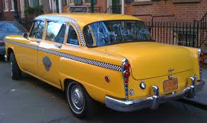 Just A Car Guy Last of the Checker Taxi Cabs 1n11 also known as