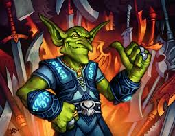 Edwin Vancleef Deck Budget by Miracle Rogue Hearthstone Wiki