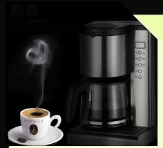 Cafe American Electronic Home Commercial Automatic Coffee Machine