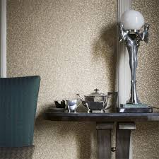 Metallic Tile Effect Wallpaper by Style Library The Premier Destination For Stylish And Quality