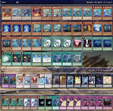 Constellar Deck Link Format by What Is Your Deck And Why Should We Try It Yugioh