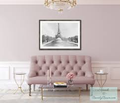 Shabby Chic Dining Room Wall Decor by 10 Gorgeous And Blush Pink Living Spaces Shoproomideas