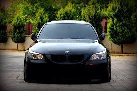 BMW E60 M5 black Fast & Furious Cars Pinterest