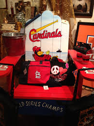 Squirrel Feeder Adirondack Chair by St Louis Cardinals Baseball Hand Painted Wooden Adirondack Chair
