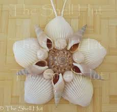 Seashell Christmas Tree Ornaments by 111 Best Seashells Images On Pinterest Craft Bricolage And