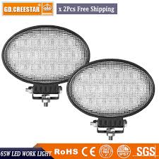Pair 15leds 65W Led Driving Light Oval 12V 24V Led Truck Light 65W ... 8pc White Led Truck Bedrear Work Box Lighting Kit Trunk Light For Marker Clearance Lights Trucklite 2pcs 6000k P13w 33smd Bulbs For Auto Car Fog Lamp Arb Style Blue Rocker Switch Many Sayings Hid Pros Automotive Bulb Connectors Sockets Wiring Harnses 15 Series Incandescent 1 Rectangular Clear Utility 50 Smart 7 Solid Pin Grey Plastic Surface Mount Nose Universal Teardrop Smoke Cab Roof Super 44 Red Round 6 Diode Stopturntail Black Grommet