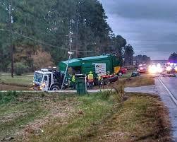 No Injuries Reported Following Crash Involving 18-wheeler On U.S. 76 ...