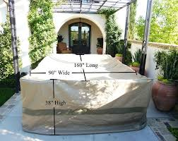 Outdoor Patio Furniture Covers Table For Winter Wfud In Plans 24