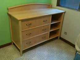 how to build baby changing table dresser plans plans woodworking