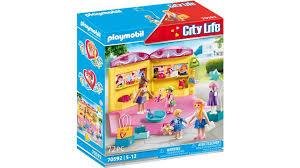 playmobil 70592 city fashion store