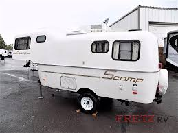 Used 2012 Scamp Scamp 19 Foot 19 Foot Layout A Fifth Wheel At Fretz ...