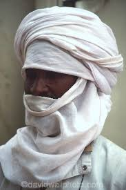 Tuareg Nomad Sahara Desert Niger Algeria Border Region West