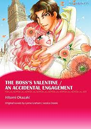 THE BOSSS VALENTINE AN ACCIDENTAL ENGAGEMENT Mills Boon Comics