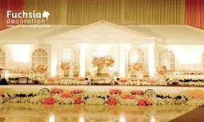 Weddings Fuchsia Decoration Wedding