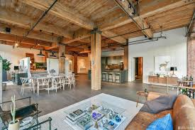 100 Loft Sf Property Of The Week A Lightfilled Livework Loft In San