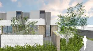 100 Brighton Townhouses Little Projects Wins Approval For Townhouse Project