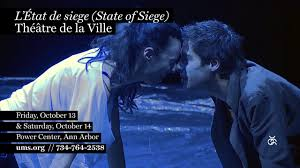 the state of siege théâtre de la ville s l état de siege state of siege oct 13 14