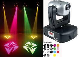 American DJ Club or Bar Lighting Package 2 DJ Spot 250 Light