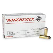 Winchester, .44 Rem Mag, JSP, 240 Grain, 50 Rounds - 12052, .44 ... 375 Hh Magnum Ammo For Sale 300 Gr Barnes Vortx Tripleshock X Gun Review Taurus 605 Revolver The Truth About Guns 357 Carbine Gel Test 140 Youtube Xpb Hollow Point 200 Rounds Of Bulk Aac Blackout By 110gr Ultramax Remanufactured 44 Swc 240 Grain 250 Mag At 100 Yards Winchester Rem Jsp 50 12052 Remington High Terminal Performance 41 Sp 210