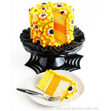 Cakes Decorated With Sweets by 20 Easy Halloween Cakes Recipes And Ideas For Decorating