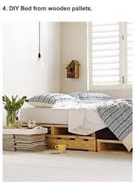 pallet platform bed bedrooms interiors and diy platform bed