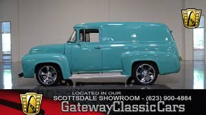 1956 Ford F100 Panel Truck | Gateway Classic Cars | 11-SCT 1948 Dodge Panel Truck Gaa Classic Cars Chevrolet For Sale On Classiccarscom Fichevrolet Truckjpg Wikimedia Commons 1940 Ford Fast Lane Eye Candy 1935 Panel Truck The Star 1956 S22 Indy 2016 F100 Gateway 11sct Rm Sothebys Hershey 2014 1947 Red Hills Rods And Choppers Inc St Seattles Parked 1959 For 1949 Chevy Van Powernation Week 47 Youtube