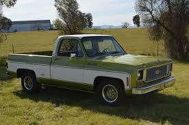 100 Short Bed Truck Just Listed 1974 Chevrolet C10 Cheyenne Bed Is A Handsome