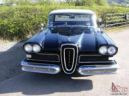 100 Ranchero Truck 1957 1958 Edsel Ford Custom