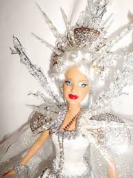 Hot Sell Princess Anna Elsa Fashion Outfit For Queen Elsa Doll Dress