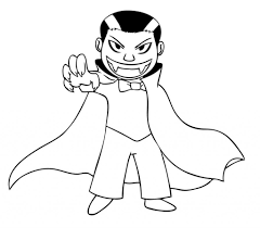 48 Mona The Vampire Coloring Pages Mona The Vampire Coloring Pages