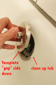 Bathtub Drain Lever Up Or Down by How To Raise And Install Tub Shower Fixtures