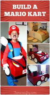 Image Of How To Make A Cardboard Fire Truck Costume Halloween 2012 A ...