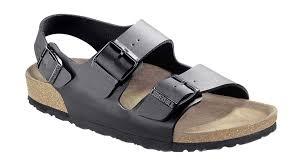 birkenstock milano mens slide back strap sandals beach birko 3